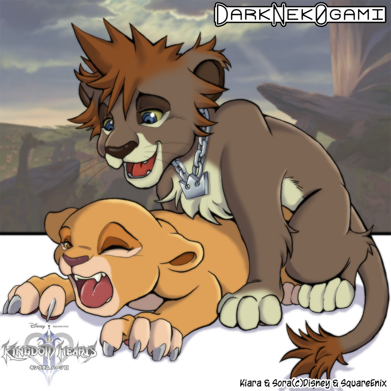 cheetara o and lion thundercats Bianca trials in tainted space