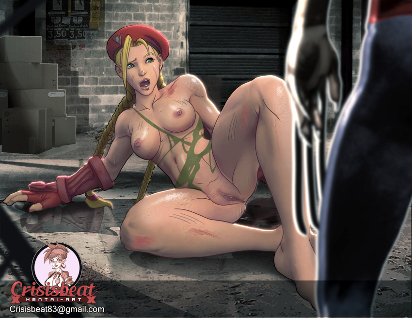 fighter 5 street cammy gif Attack on titan annie naked