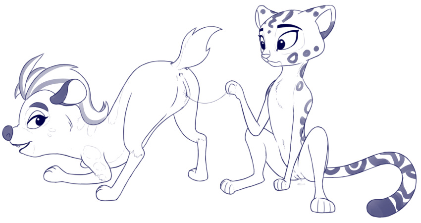 and fuli guard lion kion Trials in tainted space penny locked