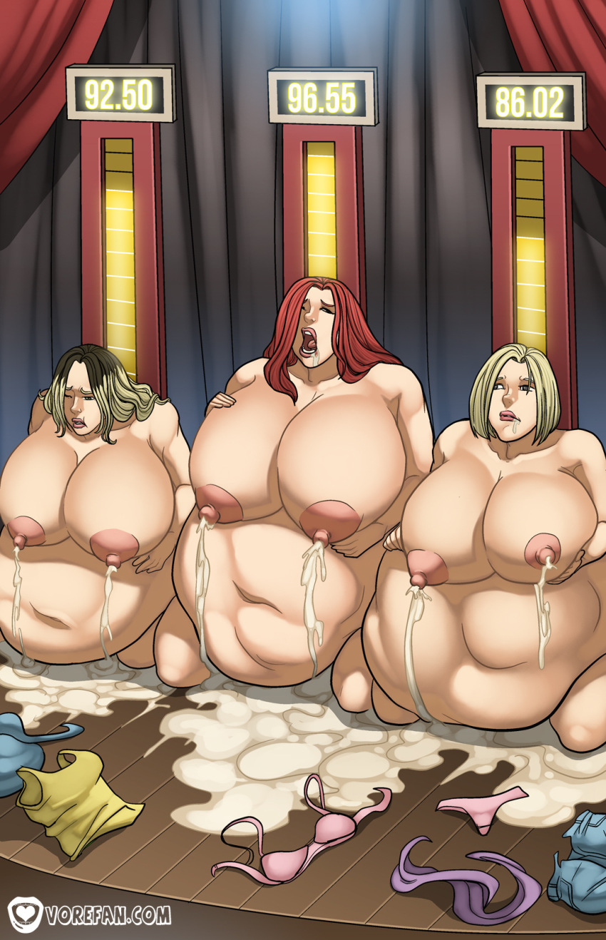 what belly is vore a Boku no pico characters with pictures