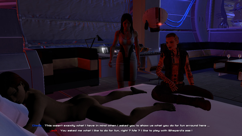 asian shepard 1 female mass effect Hermione from harry potter naked