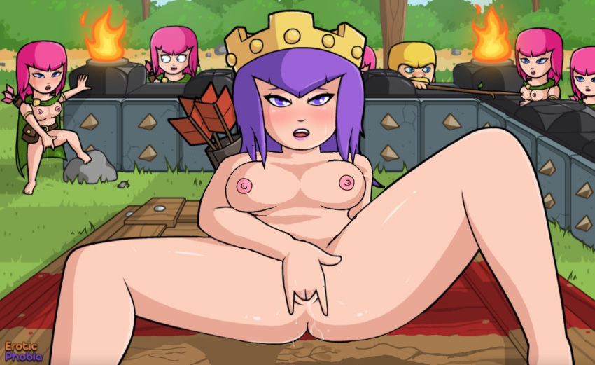of clash clans fotos do Tiny boobs giant tits history colored