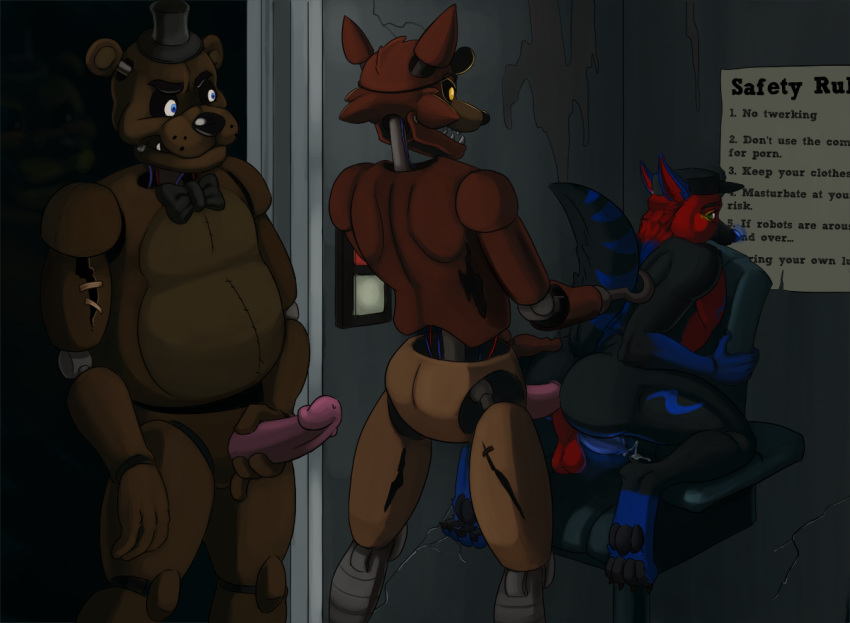 nights from at puppet five the freddy's Dnd 3.5 book of erotic fantasy